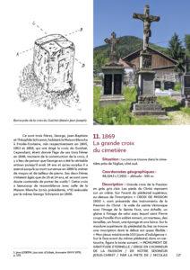 Extrait de l'annuaire 2020, p127. Article de Martine Naas.