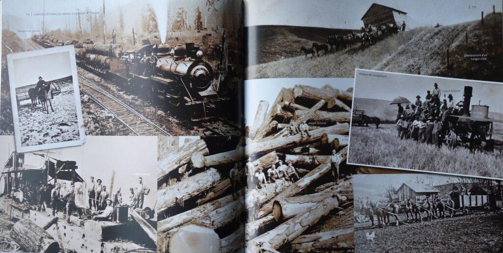 Extrait du livre, pages 114 et 115.