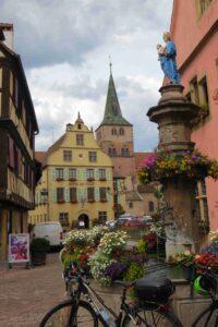 Journée de reconnaissance à Turckheim. Photo JLS.